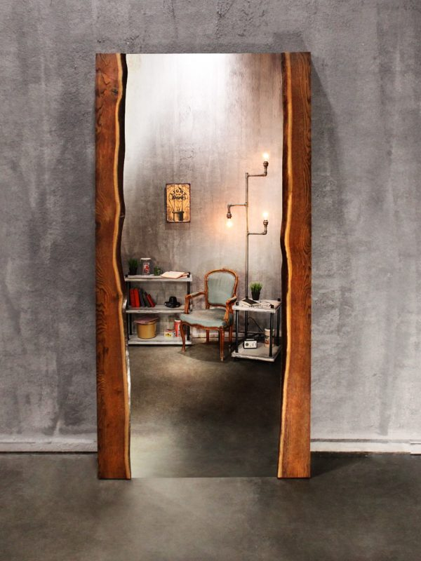 Loft floor mirror la26