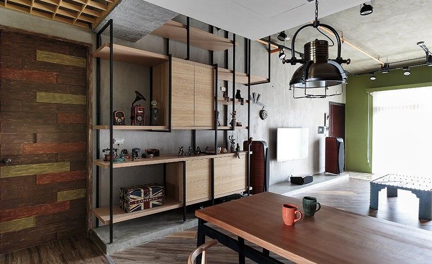 мебель для стиля лофт