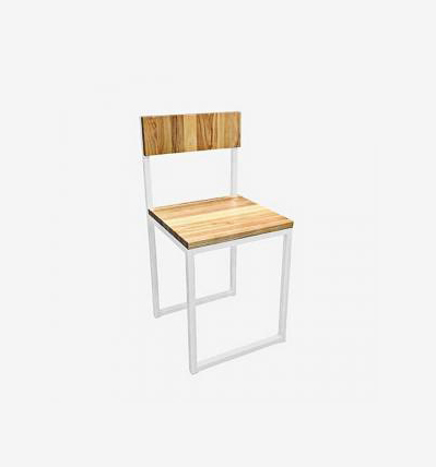 buy chair loft metal pine ta 08