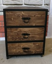 chest of drawers_chest of drawers_loft style 33
